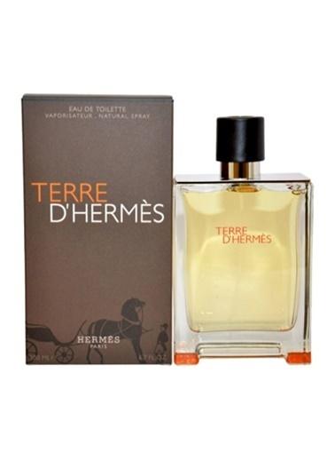 Hermes Hermes Terre D'Edt Erkek Parfüm 200 Ml Renksiz
